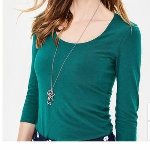 Boden Double Layer Green Shirt
